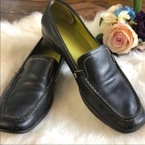 🖤Coach Daisy Leather Loafers🖤